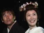 元日本代表 中田浩二「ギリシャ戦は大迫が点を取って3対0!」長澤奈央 結婚お披露目会