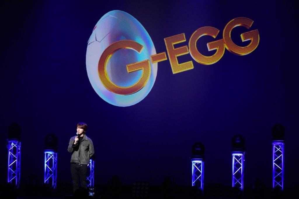 G-EGG ユナク