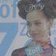 【Zoff】水原希子が奇抜ファッションで登場