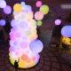 【チームラボ 】お台場にインタラクティブな光のツリー が登場!