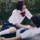 制服姿の玉城ティナの変態的な要求に伊藤健太郎が翻弄される!映画『惡の華』