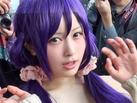 東京ゲームショウ2014 レベル高すぎ!美女コスプレイヤー