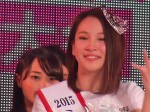 ミス・ティーン・ジャパンを獲得した坂本澪香