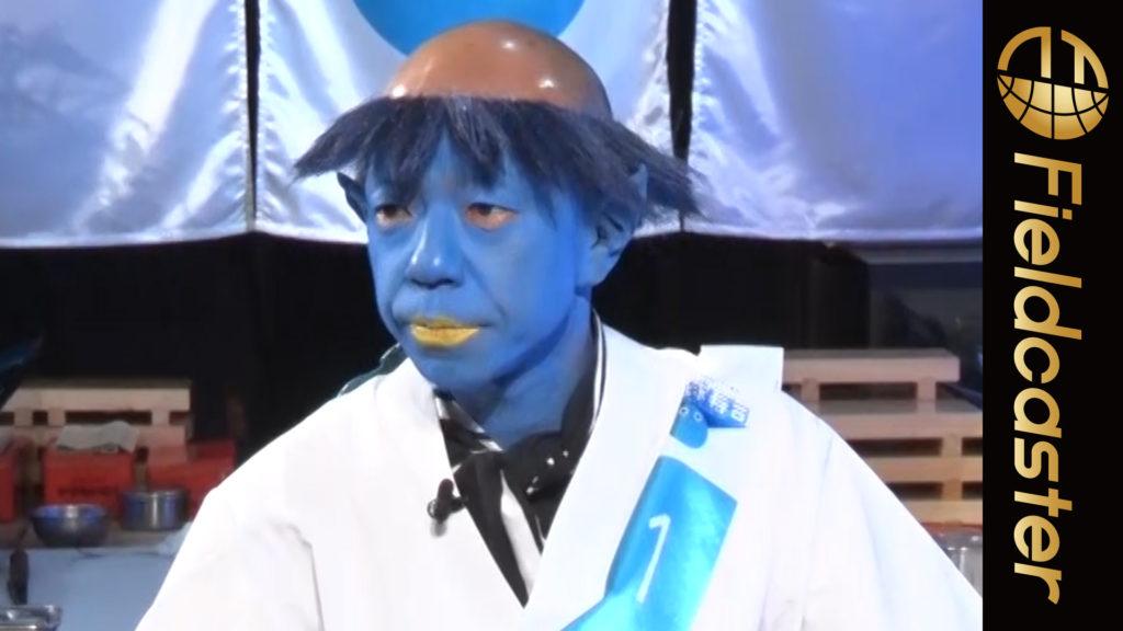 【フル】小峠が青カッパに変身?1日寿司店長に