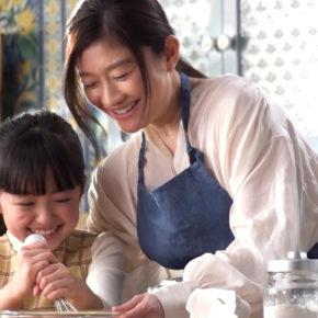 篠原涼子、母親としての魅力が詰まった母性あふれる演技に注目!